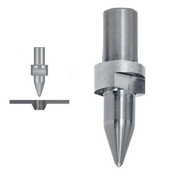 M12x1,75, Termo grąžtas, D-11,20 mm, I-9,50 mm, d- 12,00 mm,