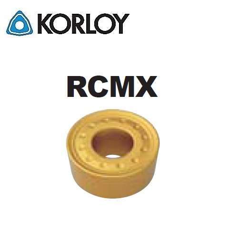 RCMX1003M0 NC3220, KORLOY, tekinimo plokštelė