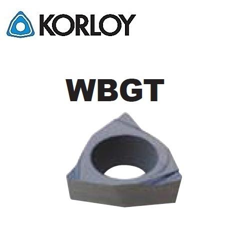 WBGT020102L CN2000, KORLOY, tekinimo plokštelė