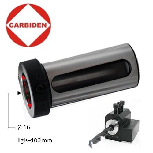 D40-16 Įvorė įrankiui laikyti, CARBIDEN