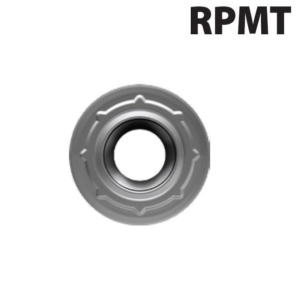 RPMT08T2M0-YG613, Frezavimo plokštelė, kietmetalio su danga, metalo frezavimui, YG