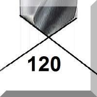 120° centravimo gražtai