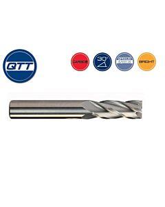 3 x 9 x 3 x 39mm, Z-4, Kietmetalio freza, universali