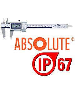 0 - 150 Elektroninis slankmatis atsparus dulkėms ir vandeniui IP67, MITUTOYO 500-706-20