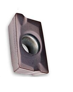 APKT1604PDSR EP250  Frezavimo plokštelė kietmetalinė su danga, plienui ir nerūdijančiam plienui frezuoti.