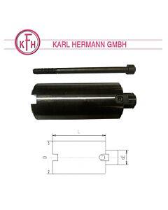 d-32 x L-40, Laikiklis frezavimo staklėms, KARL-HERMAN