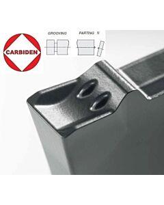 3mm atpjovimo plokštelė plienui ir nerūdijančiam plienui, CARBIDEN, GSNT-30.02-00-M1