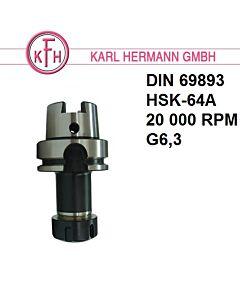 HSK-63A-ER25