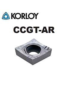 CCGT060208-AR H01, KORLOY, tekinimo plokštelė