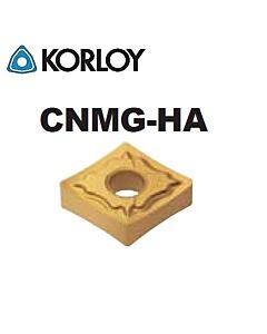 CNMG120408-HA H01, KORLOY, tekinimo plokštelė