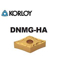 DNMG150604-HA H01, KORLOY, tekinimo plokštelė