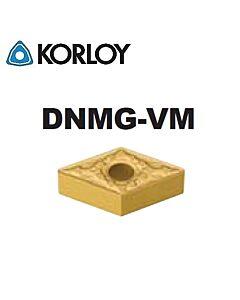 DNMG110408-VM NC5330, KORLOY, tekinimo plokštelė