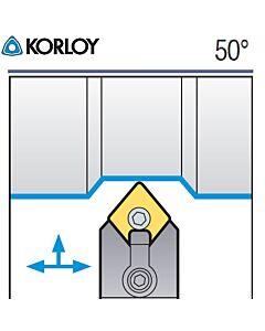 Tekinimo laikiklis, MCMNN2020-K12, KORLOY