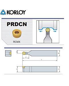 Tekinimo laikiklis, PRDCN2525-M12, KORLOY