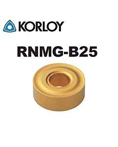 RNMG120400-B25 NC6205, KORLOY, tekinimo plokštelė