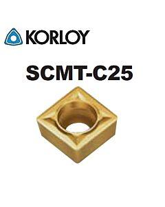 SCMT09T308-C25 CN2000, KORLOY, tekinimo plokštelė