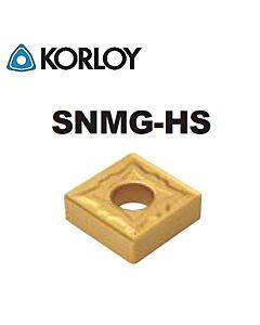 SNMG150612-HS PC9030, KORLOY, tekinimo plokštelė
