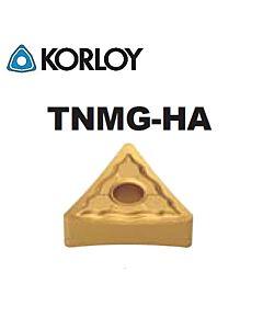 TNMG160412-HA H01, KORLOY, tekinimo plokštelė