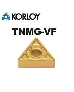 TNMG110304-VF NC6205, KORLOY, tekinimo plokštelė