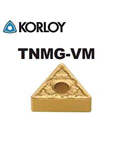 TNMG110308-VM NC6210, KORLOY, tekinimo plokštelė