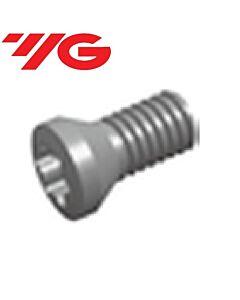 """25.0 ~ 35.0, 2, Varžtelis Grąžtui """"Spade Drill"""" Torx 15, YG"""