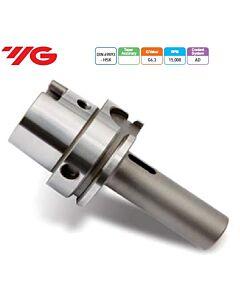 HSK100A-MTA2-120, morzės tipo laikiklis, grąžtui, DIN228B, DIN 69893 HSK (ISO 12164-1 HSK), YG